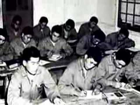 Navajo Code Talkers - This is a music video about the Navajo Code Talkers involvement at the Battle of Iwo Jima in World War II.