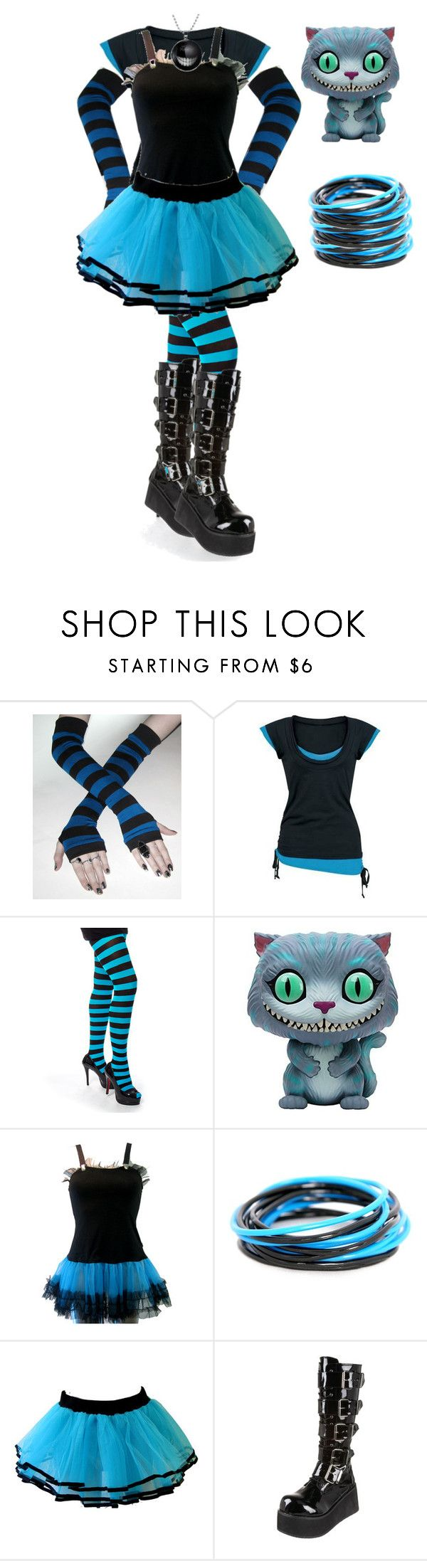 """Outfit 493"" by creaturefeaturerules ❤ liked on Polyvore featuring Pamela Mann, Disney and Pleaser"