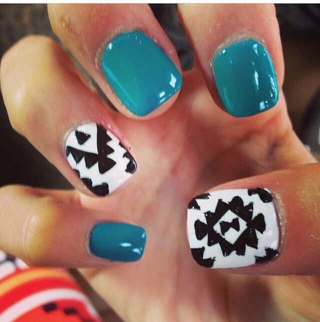 Morgan Adler from Big Tips Texas #nails