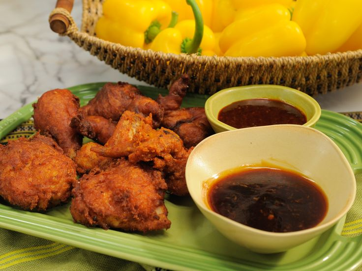 Make this you will not be disappointed.  If you double it can become uber salty-I made strips of breast...CRUNCHy!!! Korean Fried Chicken Recipe