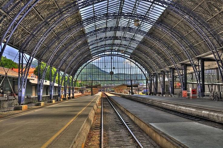 Bergen Rail Station