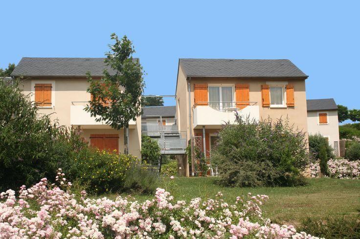 La résidence le Village Goelia à St Geniez d'olt