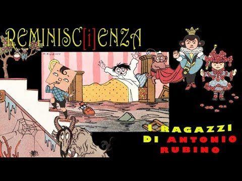 Reminisc[i]enza - I ragazzi di Antonio Rubino