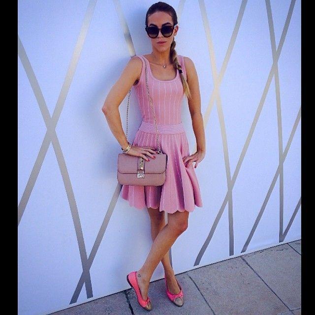 Victoria Baker Harber elle était au défilé secret femmes de Chanel et ça se voit