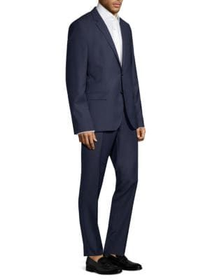 475c58bf HUGO Extra Slim-Fit Wool Suit. #hugo #cloth | Hugo | Slim fit ...