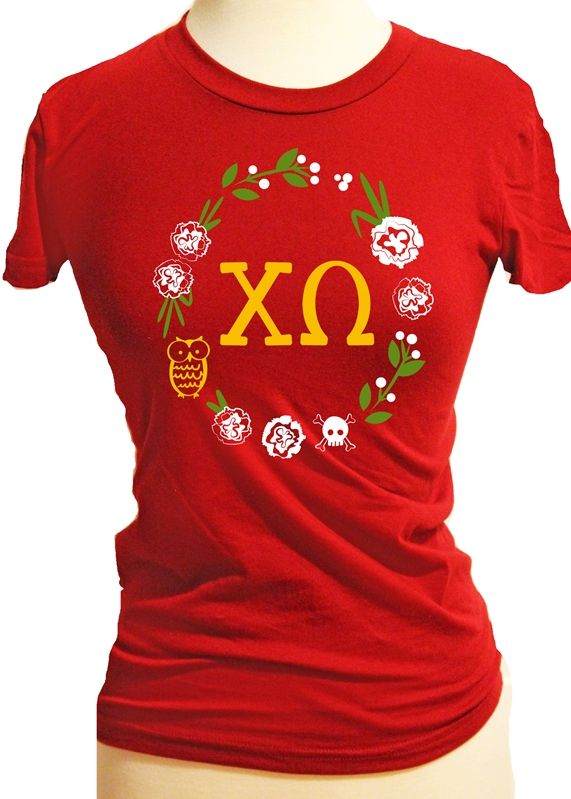 'Welcome Home' to Chi Omega Sorority Shirt by The Lettered Greek | Chi O | Sorority Gifts | Sorority Stuff | Greek Stuff | Greek Wear | Chi Omega Gifts | Chi Omega Apparel | Chi Omega Merchandise | Chi Omega Colors | Chi Omega Letters | Chi Omega Symbols | Chi Omega Owl | Chi Omega Flower | Chi Omega Symphony