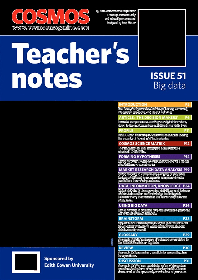 Teachers Notes INT : Issue 51, Page 0