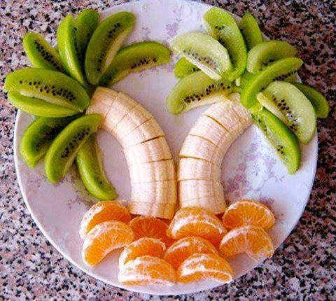 Fun fruit appetizer!