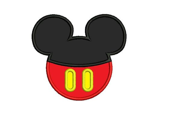 Hey, I found this really awesome Etsy listing at https://www.etsy.com/listing/235997423/mickey-mouse-embroidery-design-applique