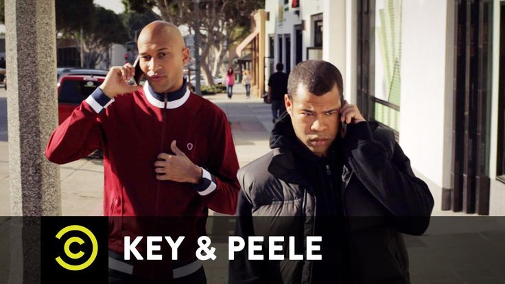 Two guys on the phone try to avoid disaster. The Comedy Central app has full episodes of your favorite shows available now. http://on.cc.com/1e85GN8