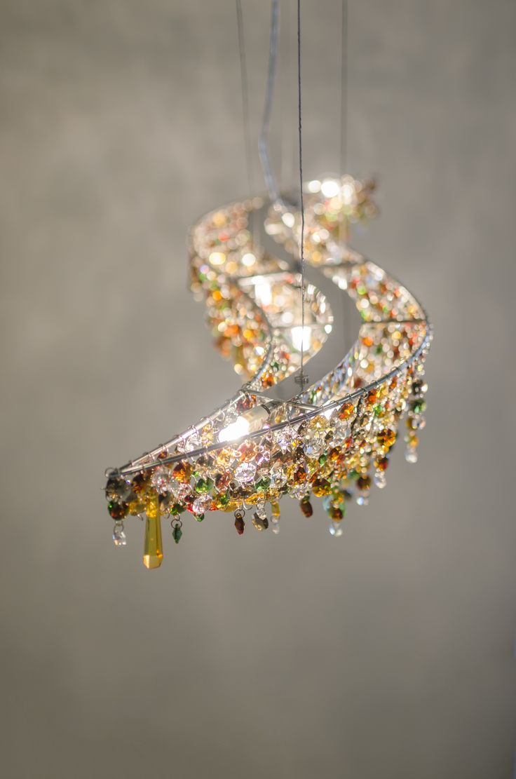 Vague Crystal Chandelier by Manooi www.manooi.com #Manooi #Chandelier #CrystalChandelier #Design #Lighting #Vague #luxury #furniture
