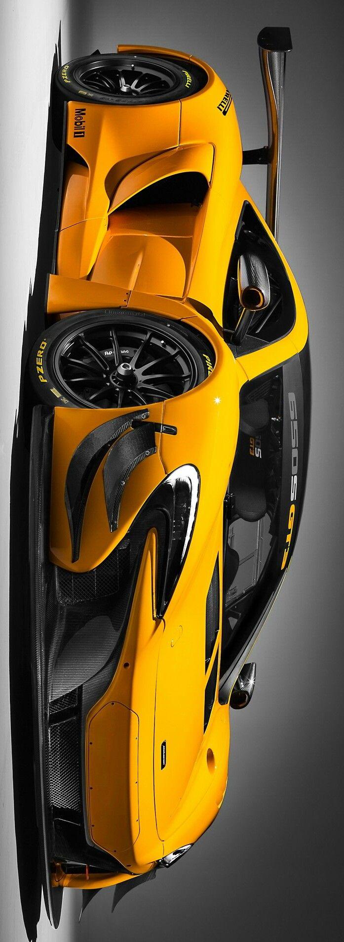 McLaren 650S GT3 by Levon