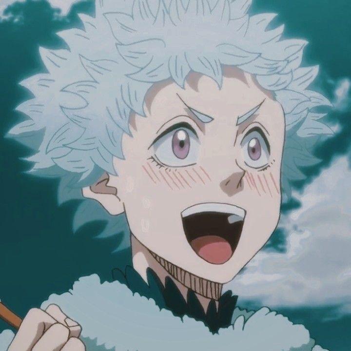 Rill Boismortier Black Clover Icon Black Clover Anime Blue Anime Anime