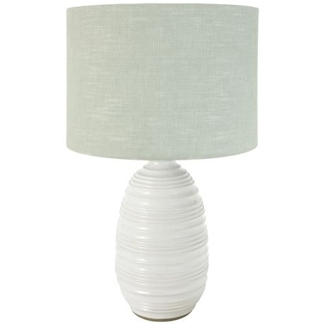 Clover Table Lamp in White | was $99 NOW $69.99 #thefreedomsale #freedomaustralia #happynewlook