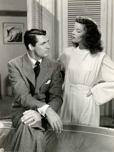 Philadelphia Story - Cary Grant and Ms Hepburn
