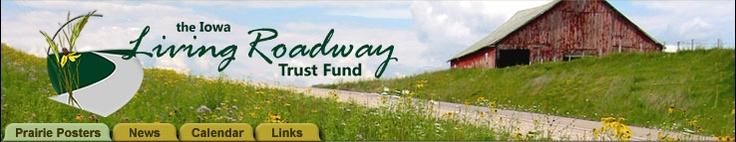 Prairie - Education - Curriculm - LRTF - Iowa Living Roadway Trust Fund