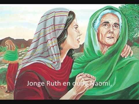 lied: iemand als Ruth