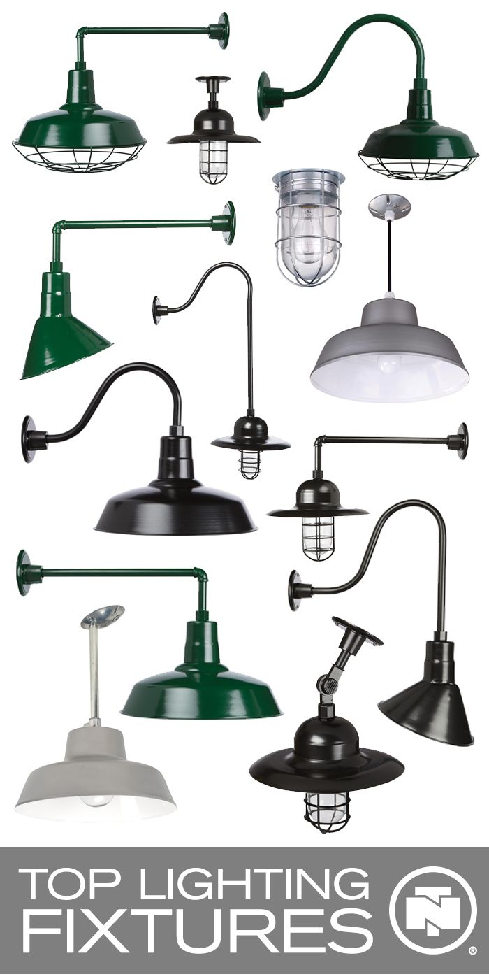 affordable collection of barn lights with multiple mounting options add a stylish farmhouse feel without breaking lighting set