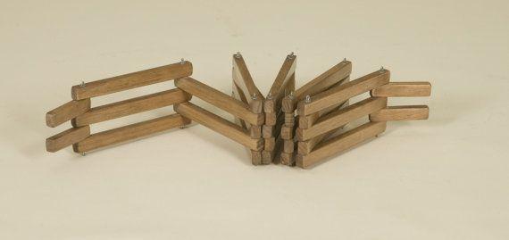 5ft Wooden Folding Farm Animal Horse Fence by AlaratessAlexbres