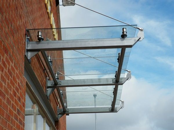 Skylight Roofing Ltd Entrance Glass Canopies