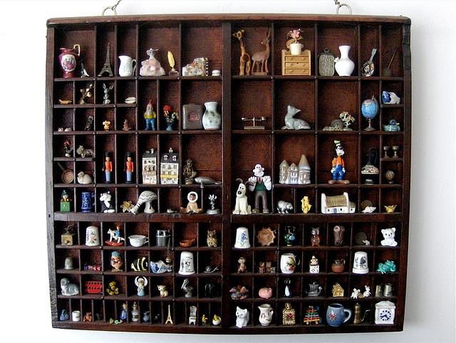 148 best collections spoons salt pepper images on pinterest - Salt and pepper shaker display case ...