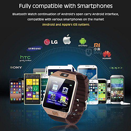 Valuetom DZ09 Smartwatch Bluetooth Smart Watch Wristwatch