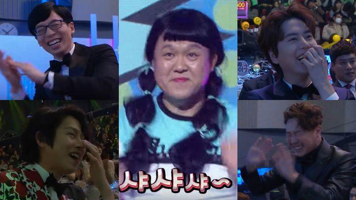 "Watch: Kim Gura Covers TWICE's ""Cheer Up,"" Fellow Entertainers Go Wild | Soompi"