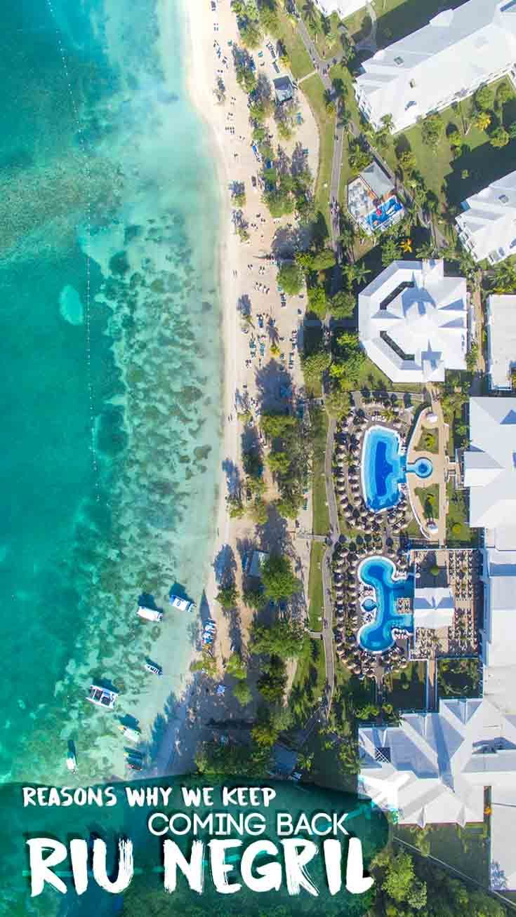 Why We Keep Returning To The Hotel Riu Negril Jamaica