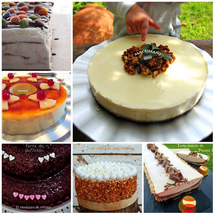 11 TARTAS FACILES Y DELICIOSAS (especial celebraciones ) |