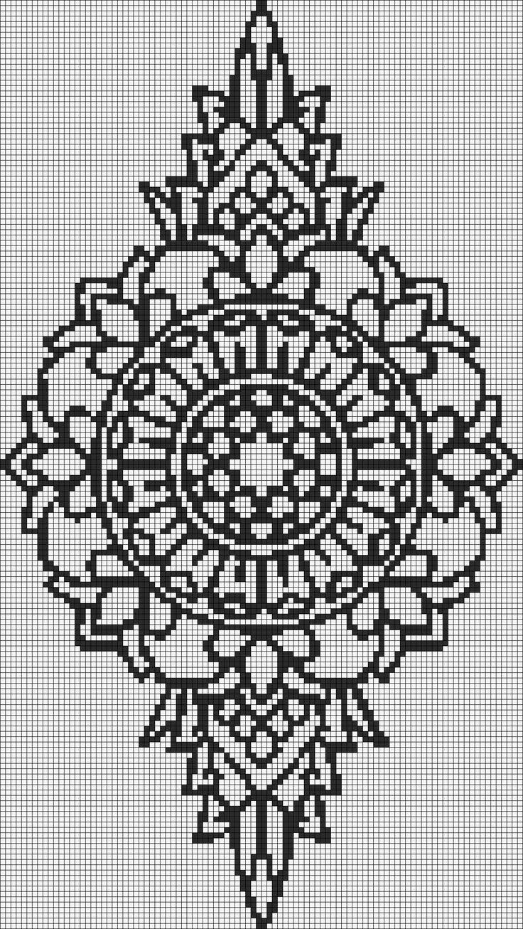 Alpha Friendship Bracelet Pattern #13851 - BraceletBook.com