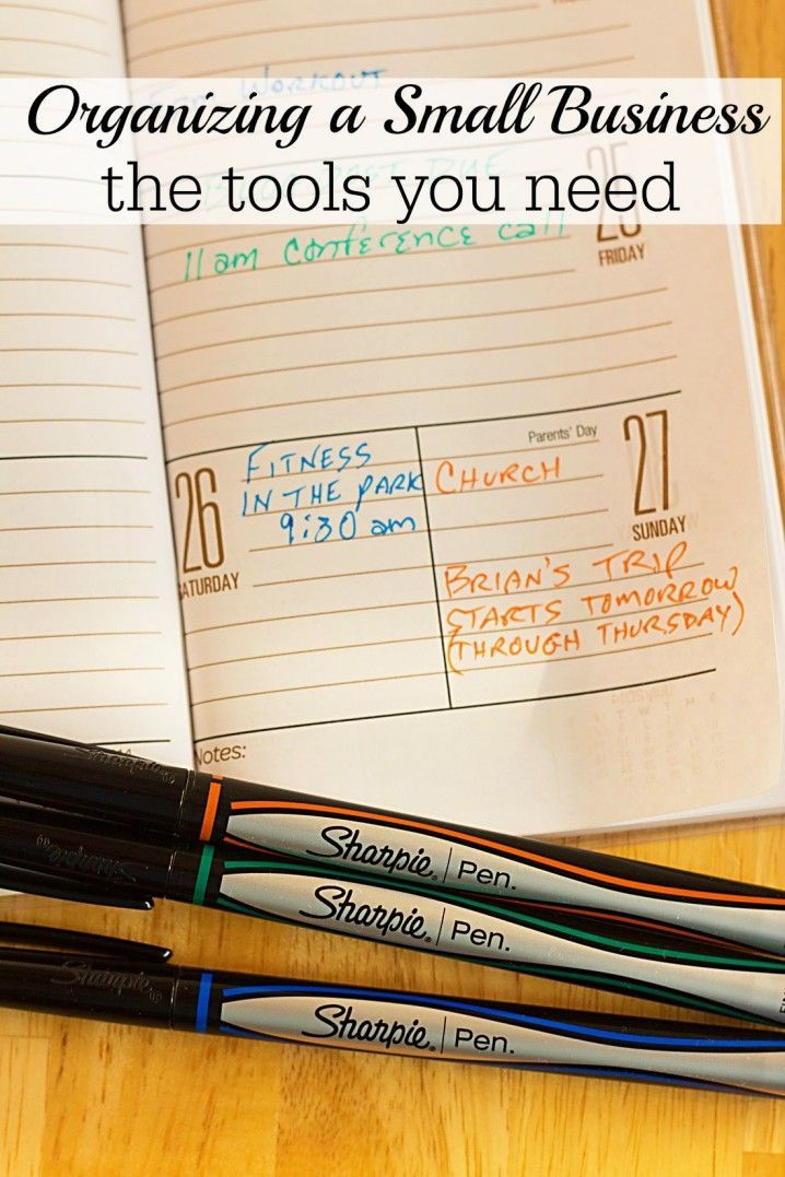 How To Stay Organized Working From Home