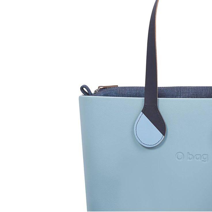 Light-blue mood! Accessori full color a contrasto!  #Obag #Ocity #spring #contrasts