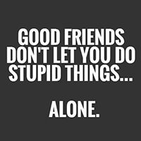 Good Friends - Facebook Status