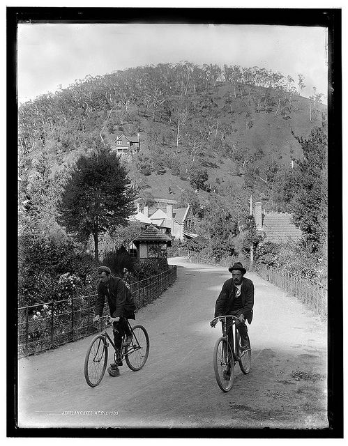 """Jenolan Caves, April 1903, photographed by Edward J. Cooke"" State Library of New South Wales collection"