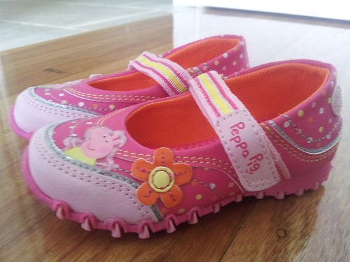 Peppa Pig Shoes Pink Next - Brand New Sizes 7 - 12 Available - Combine post!
