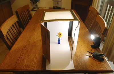 Diy cheap lightbox for good product photos. I need to do this. (My photography is horrible atm!)
