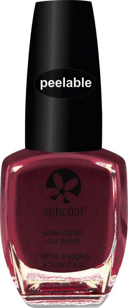 Suncoat lakier do paznokci - Mulberry NEW