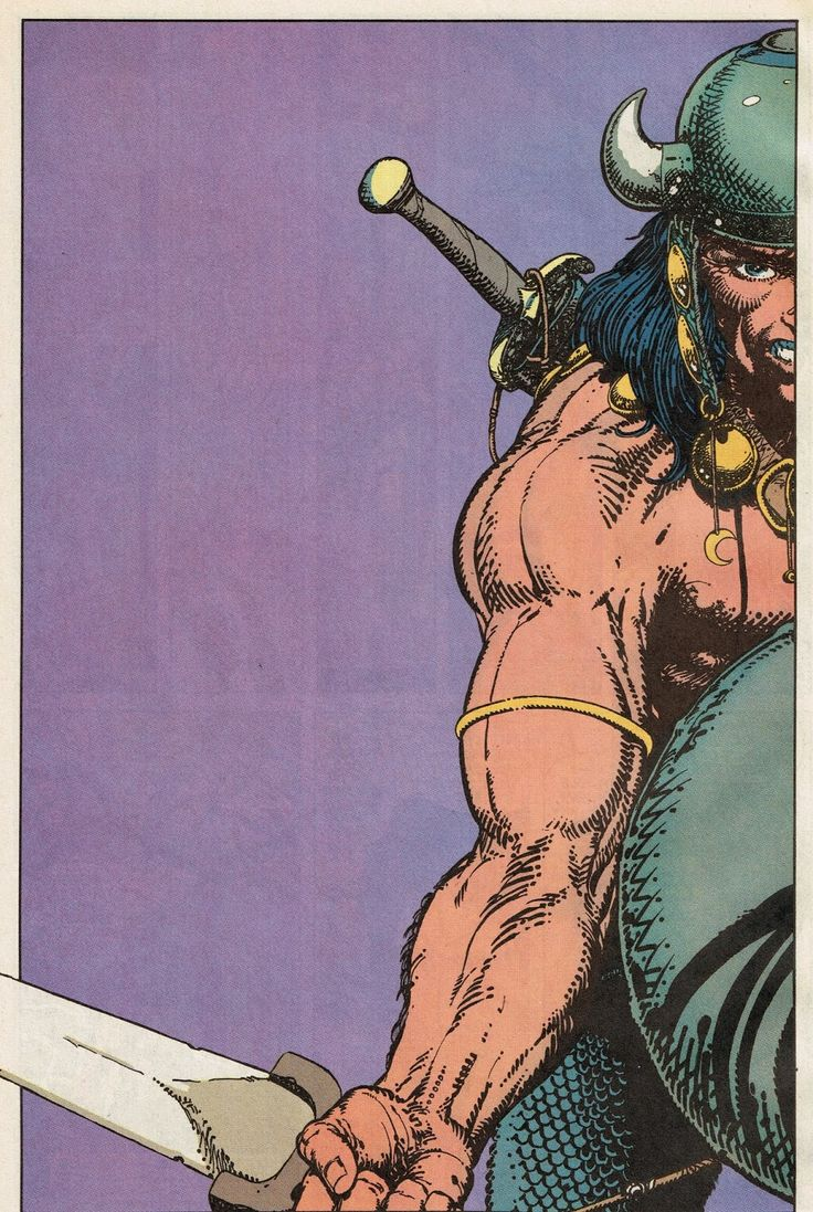 Conan by Barry Windsor-Smith for more cool stuff, check out: adamantiumclaws.com #conanthebarbarian #conanbarrywindsorsmith #barrywindsorsmith #conanart #conan