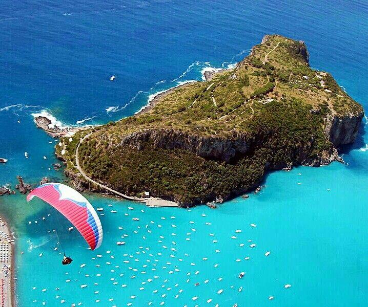 Isola Dino, Praia a mare, Cosenza, Calabria