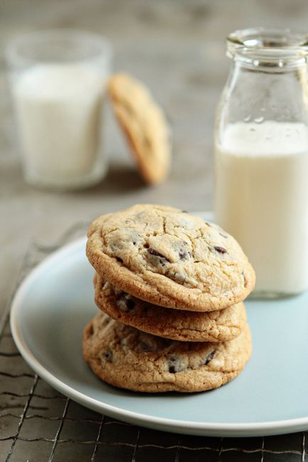 Post image for Reese's Cup Stuffed Chocolate Chip Cookies