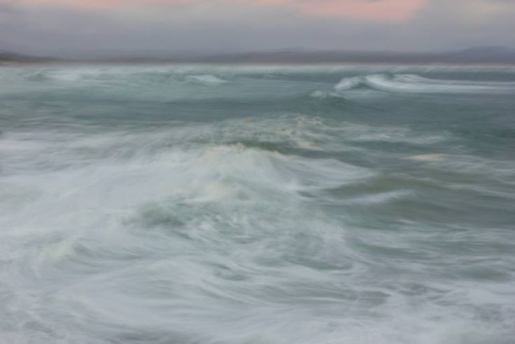 This photo is inspired by the master artist Turner.  The effect was created in camera using long exposure, deliberately not mounting the camera on tripod but rather embracing the shake from the wind.
