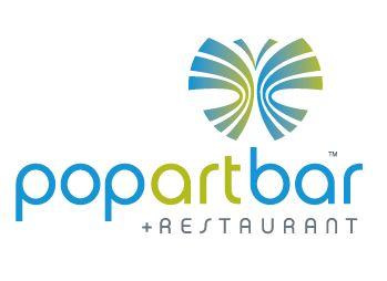 New York City's Pop Art Bar + Restaurant Logo