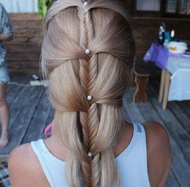 Beautiful hair ❤️
