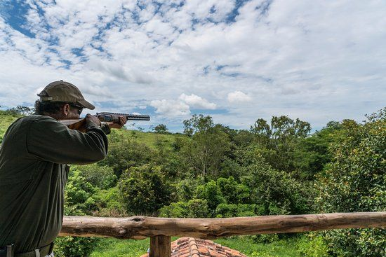Nekupe Sporting Resort & Retreat. Nandaime, Nicaragua, Designed by renowned sport shooter John Higgins, Nekupe's sporting clay features eight stations with forty two machines, where guests can shoot a variety of styles including skeet and trap.