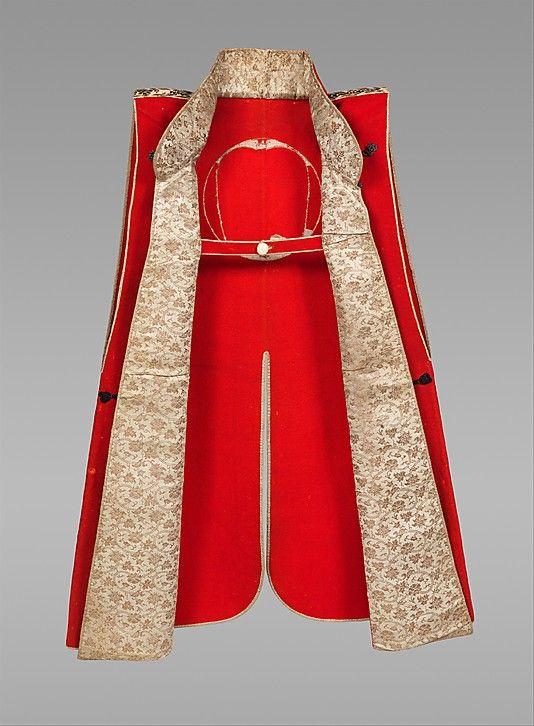 Jinbaori worn over a samurai's armor providing warmth and protection. Samurai…
