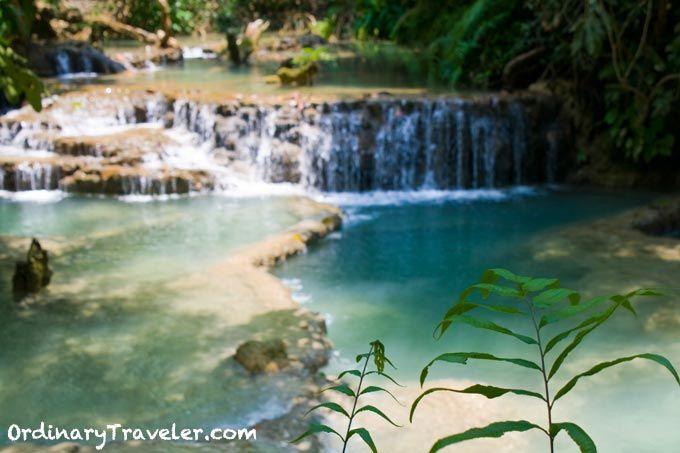Kuang Si Waterfall Tips and Photos: Places To Visit, Southeast Asia Travel,  Seacoast, Ordinari Travel,  Sea-Coast, Photo, South East Asia, Si Waterfalls, Se Asia