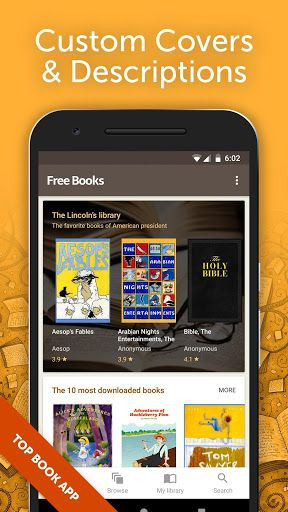 Free Books - Unlimited Library v2.0.6 [Unlocked]   Free Books - Unlimited Library v2.0.6 [Unlocked] Requirements:5.0 and up Overview:Many books that you know many books that youve missed many books that you want to read! Thats Free Books  the door to unlimited reading.Downloadany of our 51305 classic books and read with our fully featured ereader.  Many books that you know many books that youve missed many books that you want to read! Thats Free Books  the door to unlimited…