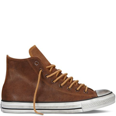 Chuck Taylor Leather - Converse. I NEED