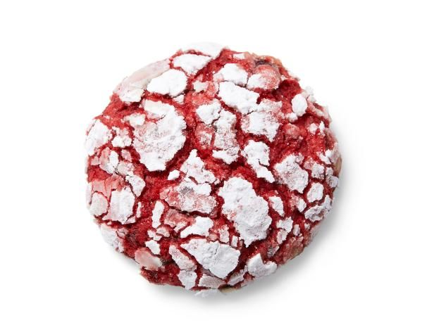 Cherry-Chocolate Crinkles