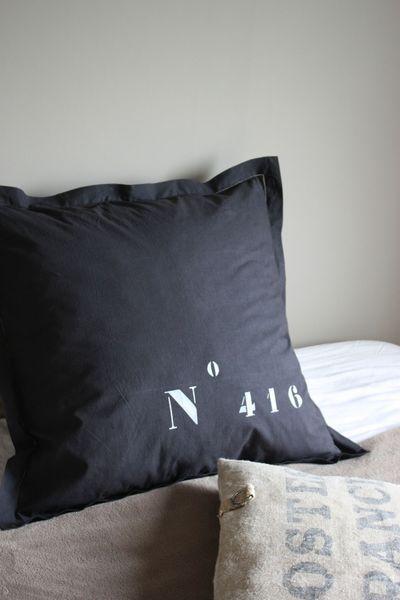 le grenier de ninon pillow pillows pinterest pillows and pillow shams. Black Bedroom Furniture Sets. Home Design Ideas